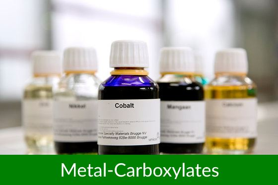Metal-Carboxylates